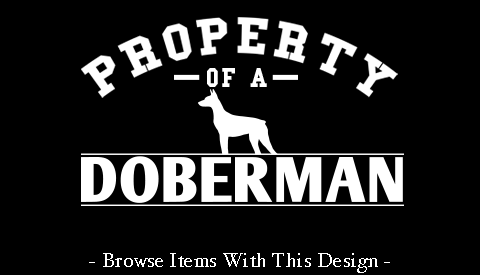 Property Of A Doberman
