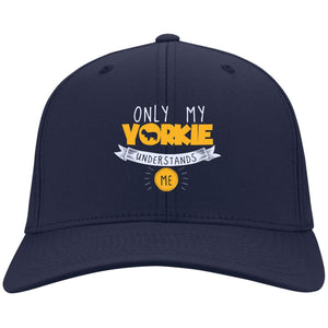 Yorkshire - Only My Yorkshire Understands Me - Dry Zone Nylon Cap (Embroidered)