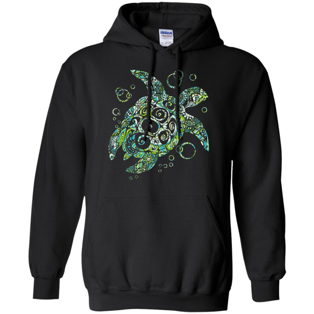 Beautiful Sea Turtle Gift Hoodie