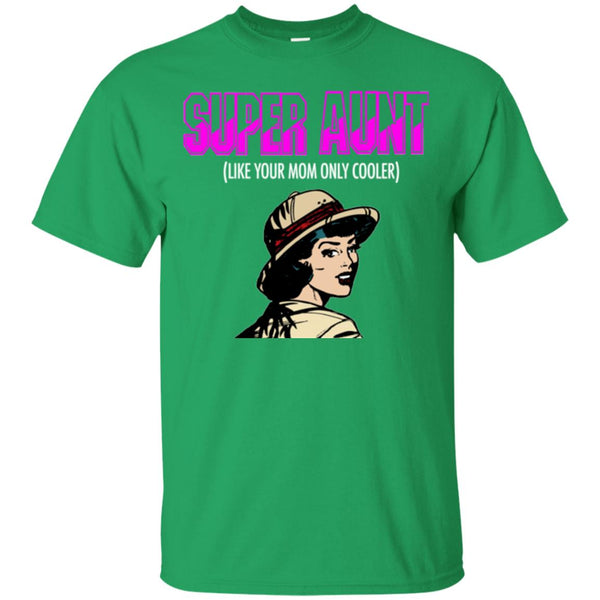 Cool Super Aunt T Shirt For Aunt Again T-Shirt