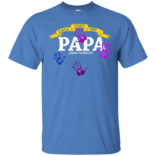 Papa for Dad T-Shirt