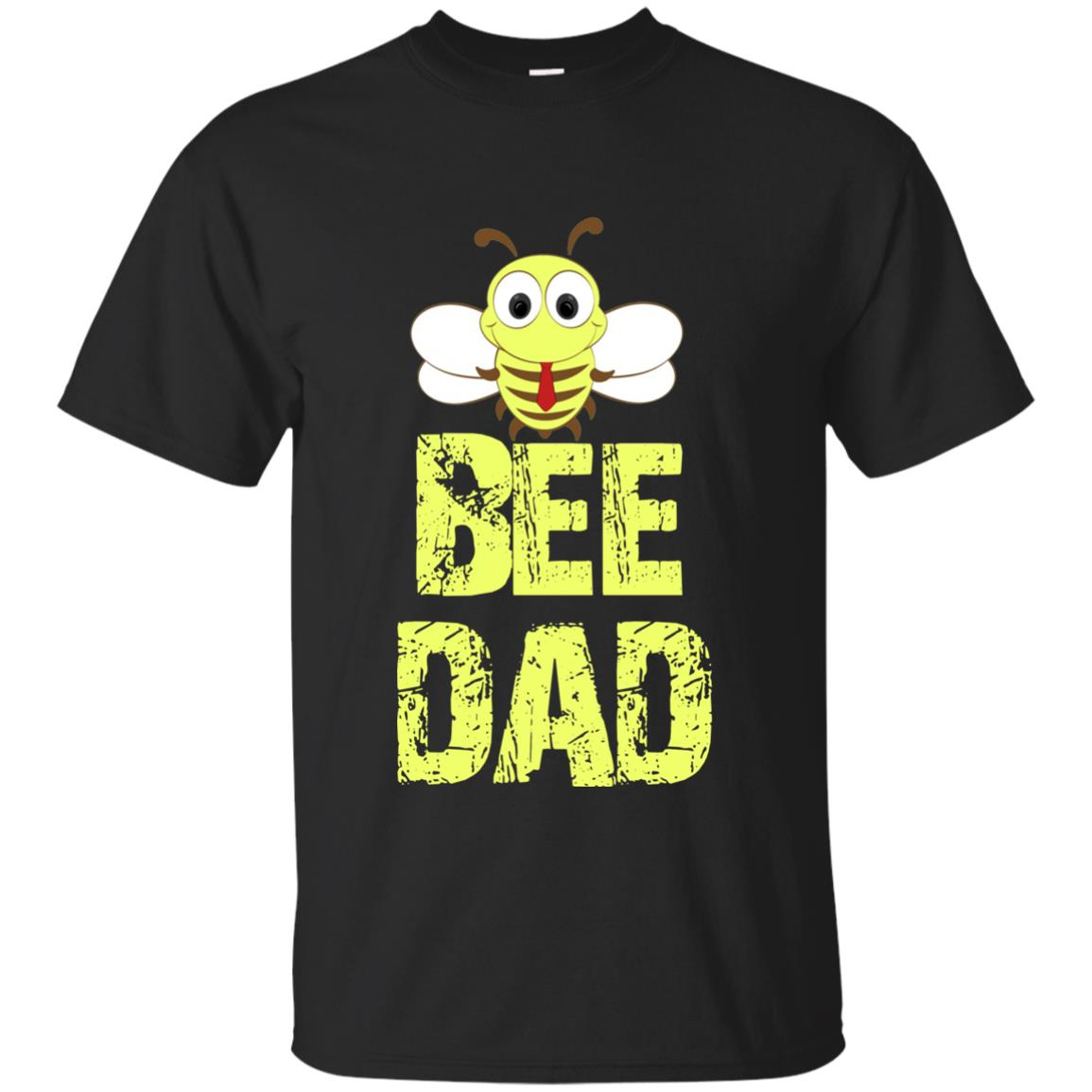 BEE DAD Funny Bee Lover Gift T-Shirt