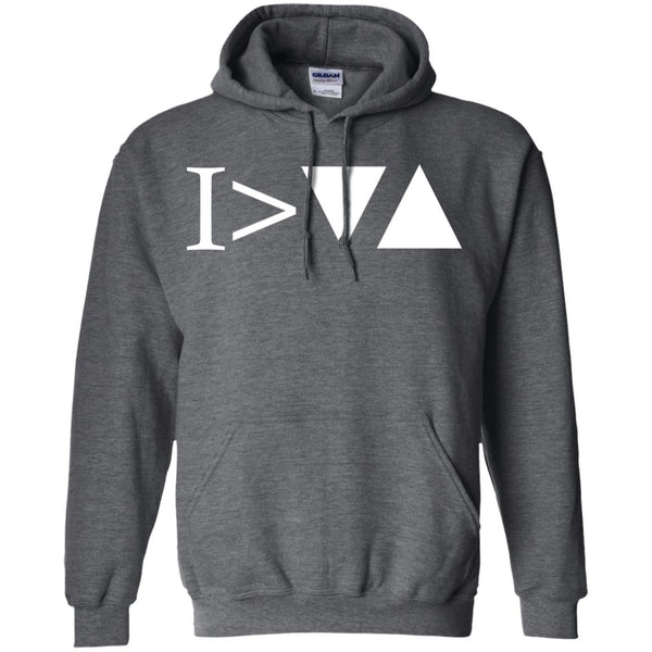 Cool Motivational Shirt I'm Greater Than My Ups and Downs Hoodie