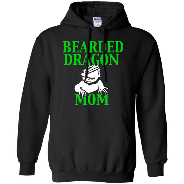 Bearded Dragon Mom Hoodie