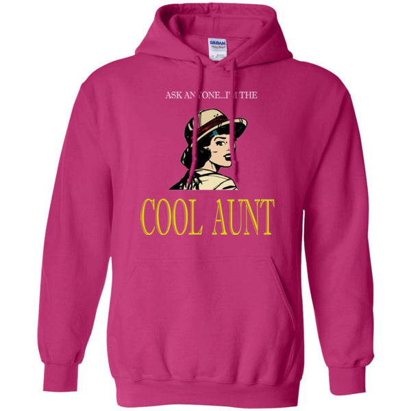 Cute Aunt Shirt For Sister Hoodie
