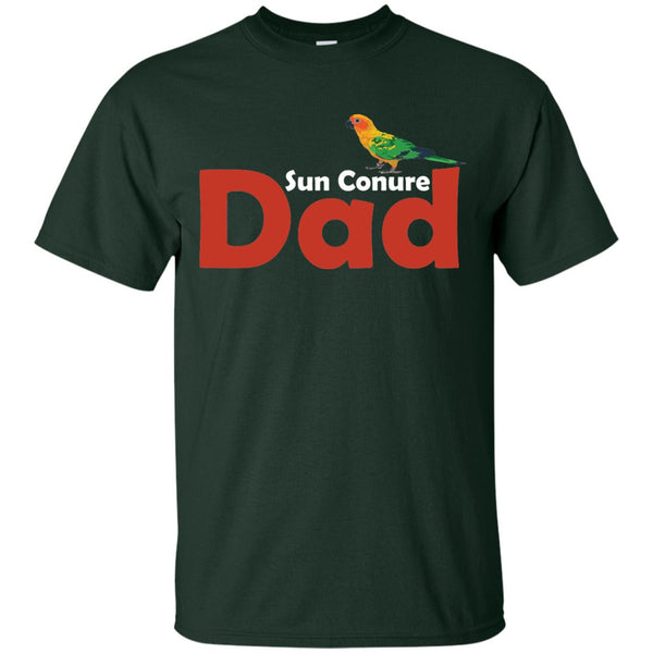 Sun Conure Dad - Awesome Sun Conure Lover Shirt