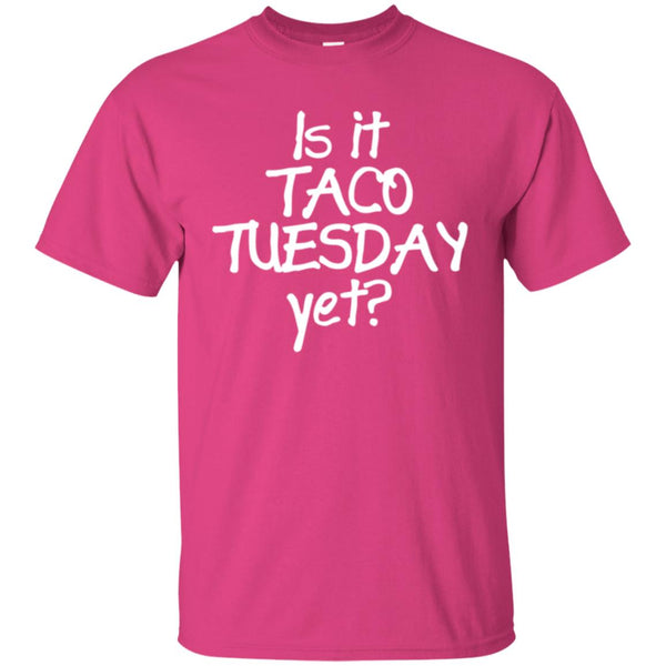 Funny Taco Tuesday T Shirt Tacos Shirt Women T-Shirt