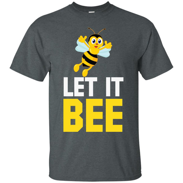 Funny Let it bee Beekeeper gift T-Shirt