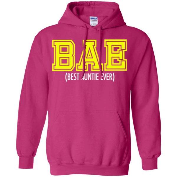 Cool Aunt Gift For Sister Hoodie