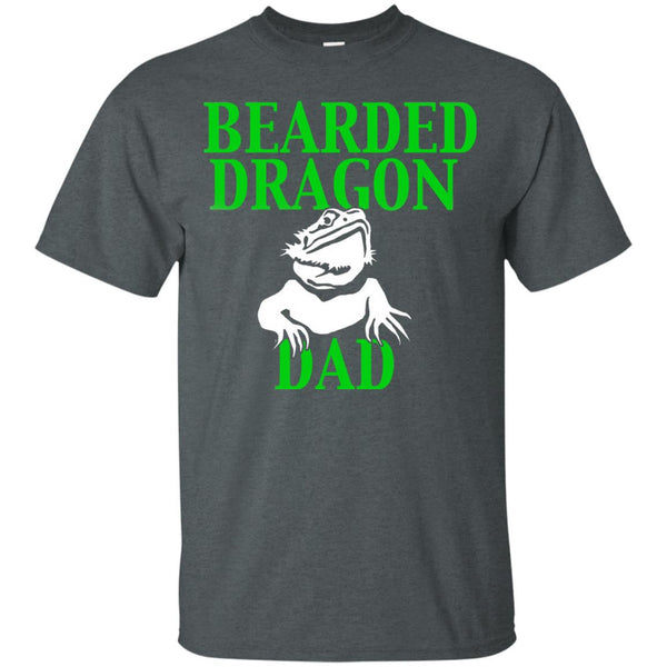 Bearded Dragon Dad T-Shirt