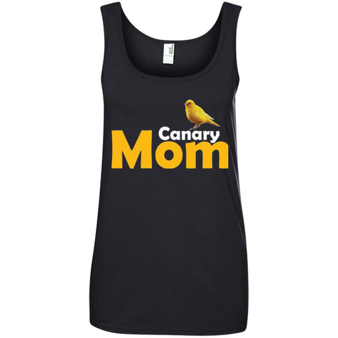 Canary Mom Gift Ladies Tank Top