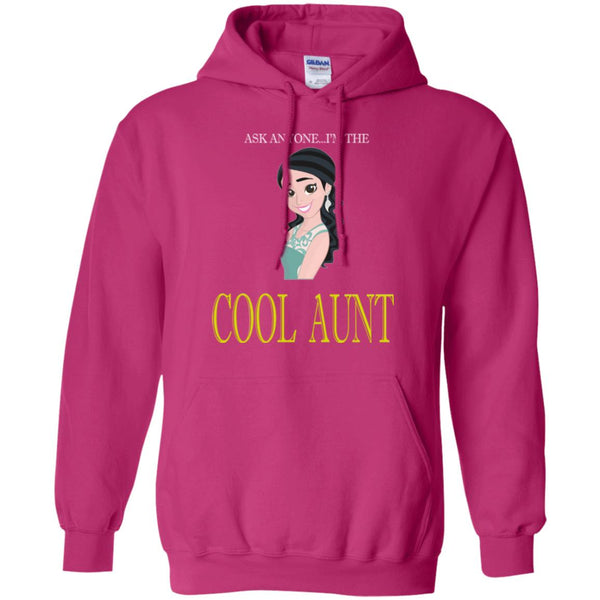 Cute Aunt Shirt - Cool Aunt Hoodie