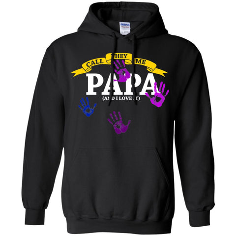 Papa for Dad Hoodie