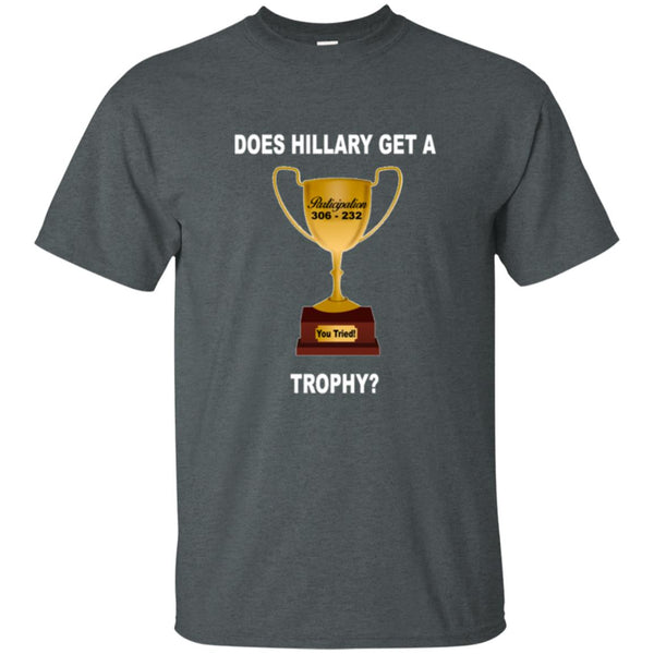 Funny Republican Shirt- Participation Trophy T-Shirt