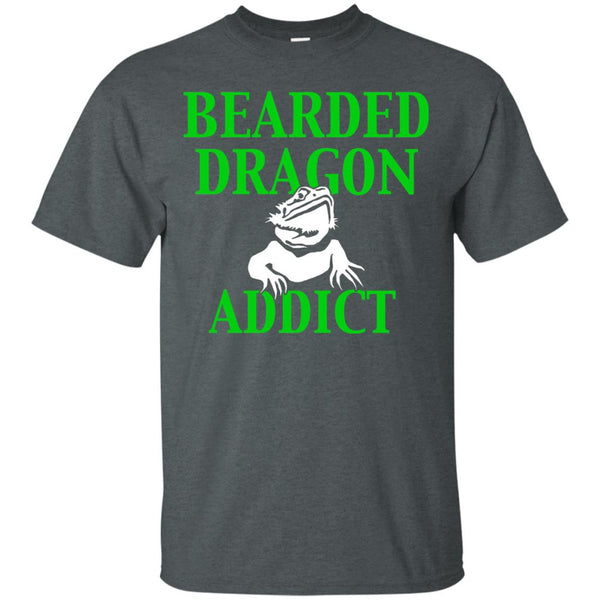 Bearded Dragon Addict T-Shirt