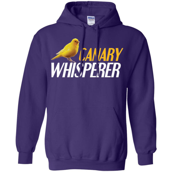 Canary Whisperer Hoodie