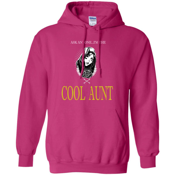 Cool Aunt Shirt - Aunt Gift Hoodie