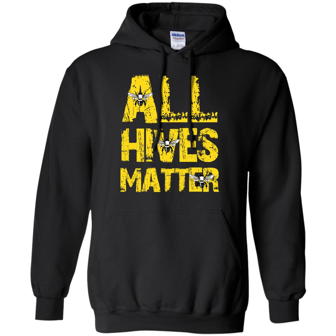 All Hives Matter - Beekeeper Gift Hoodie