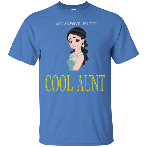 Cute Aunt Shirt - Cool Aunt T-Shirt