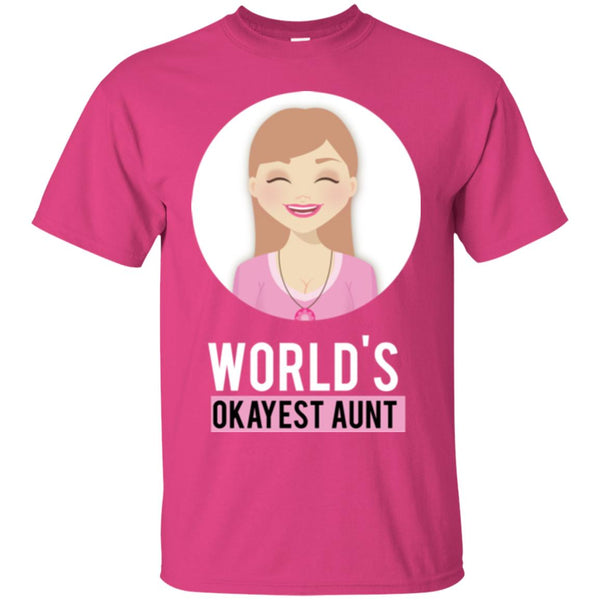 Funny Aunt Shirt For Sisters Who Just Became an Aunt T-Shirt