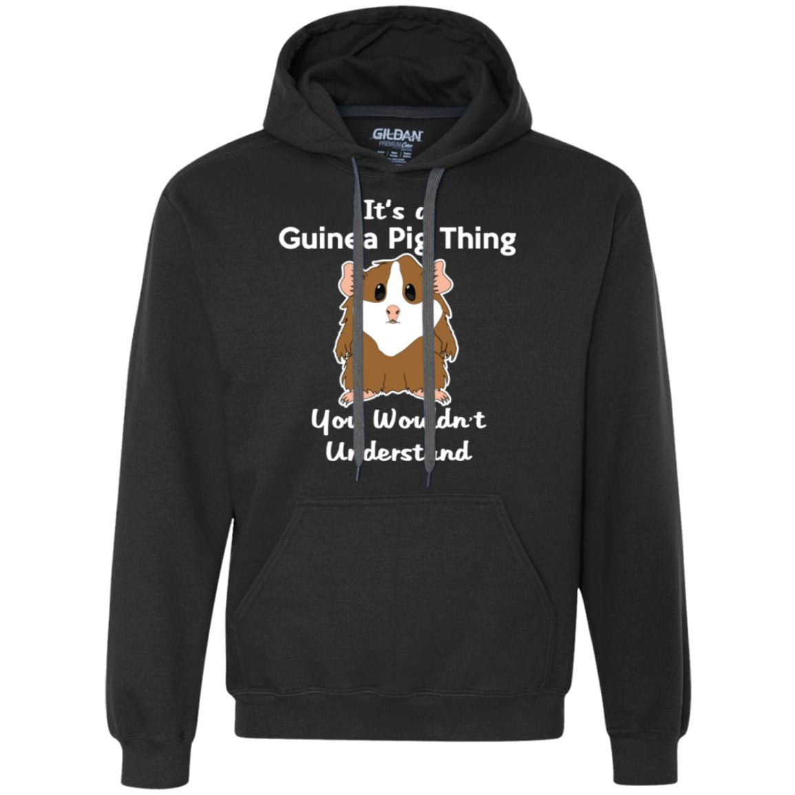 It's A Guinea Pig Thing You Wouldn't Understand  Heavyweight Pullover Fleece Sweatshirt