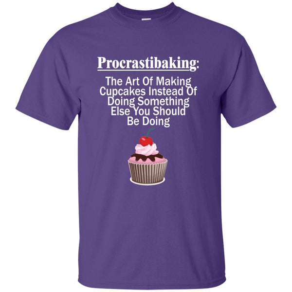 Funny Baking Gift - Procrastibaking Shirt Perfect Gift For A Baker T-Shirt