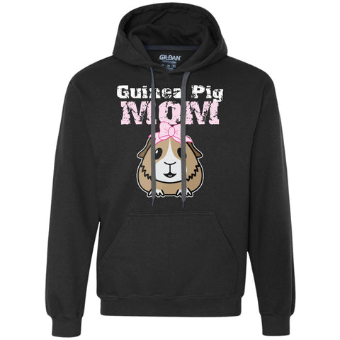 Guinea Pig Mom  Heavyweight Pullover Fleece Sweatshirt