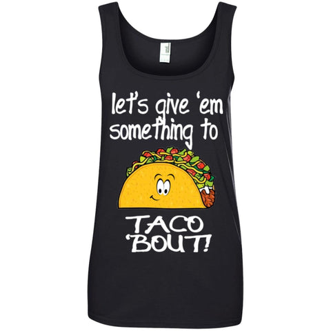 Funny Taco Shirt Taco Shirts Women Ladies Tank Top