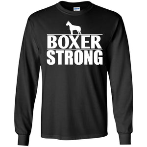 Boxer - Boxer Strong  LS Ultra Cotton Tshirt