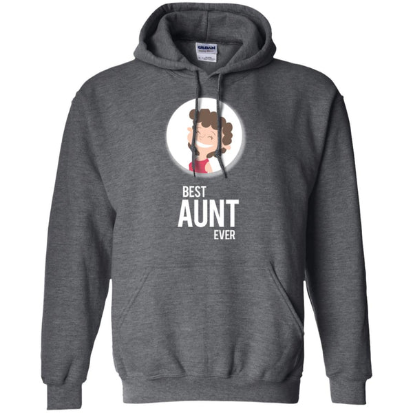 New Aunt Gifts  - Best Aunt Ever Shirt Hoodie