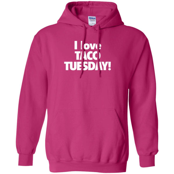 I Love Taco Tuesday T Shirt I love Tacos Shirt Hoodie