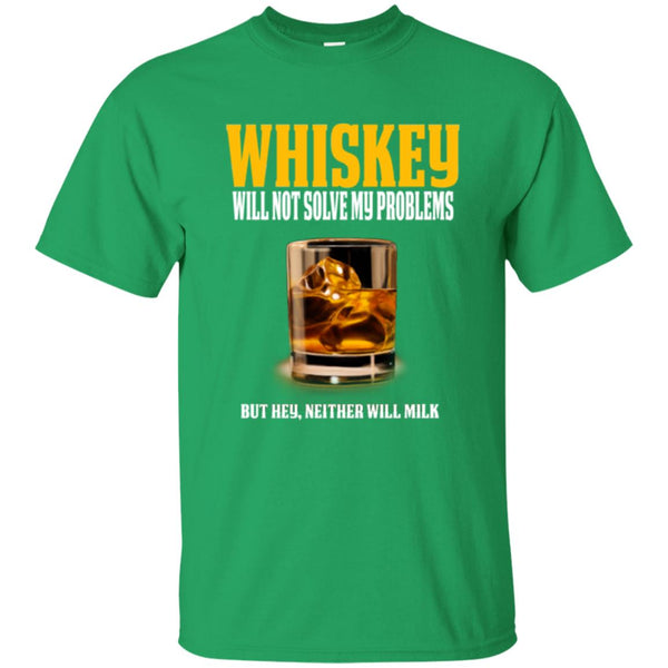 Funny Whiskey Lover Shirt - Great Whiskey Gift T-Shirt