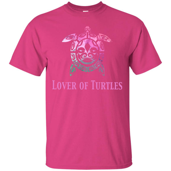 Beautiful Lover Of Turtles Gift T-Shirt