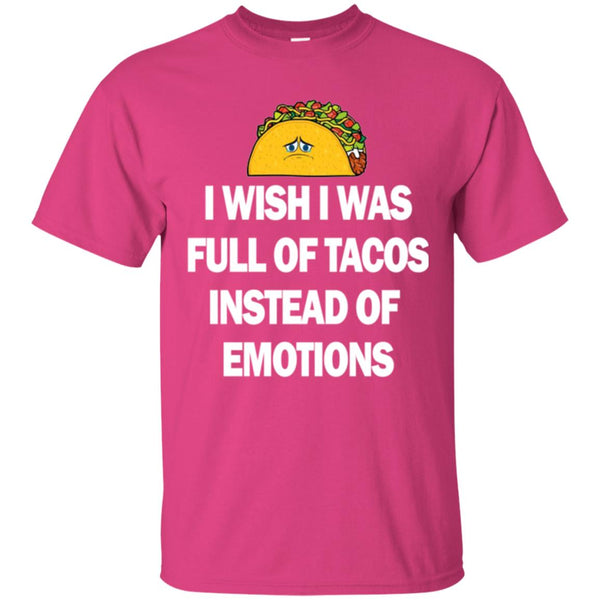 Funny Taco Shirt For Women Taco T Shirt T-Shirt