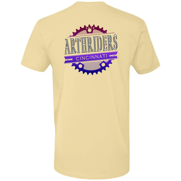 Arthriders Front NL3600 Next Level Premium Short Sleeve T-Shirt