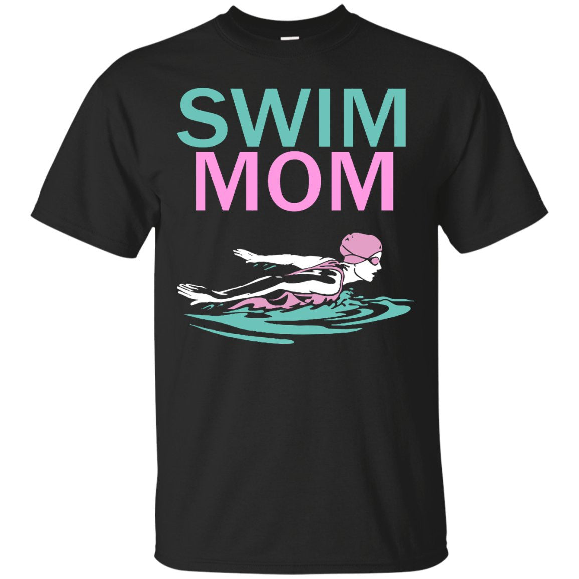 Competitive Swimming Shirt For Mom