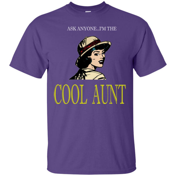 Cute Aunt Shirt For Sister T-Shirt