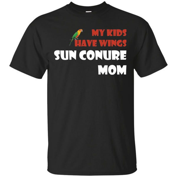 Sun Conures- My Kids Have Wings, Sun Conure Mom