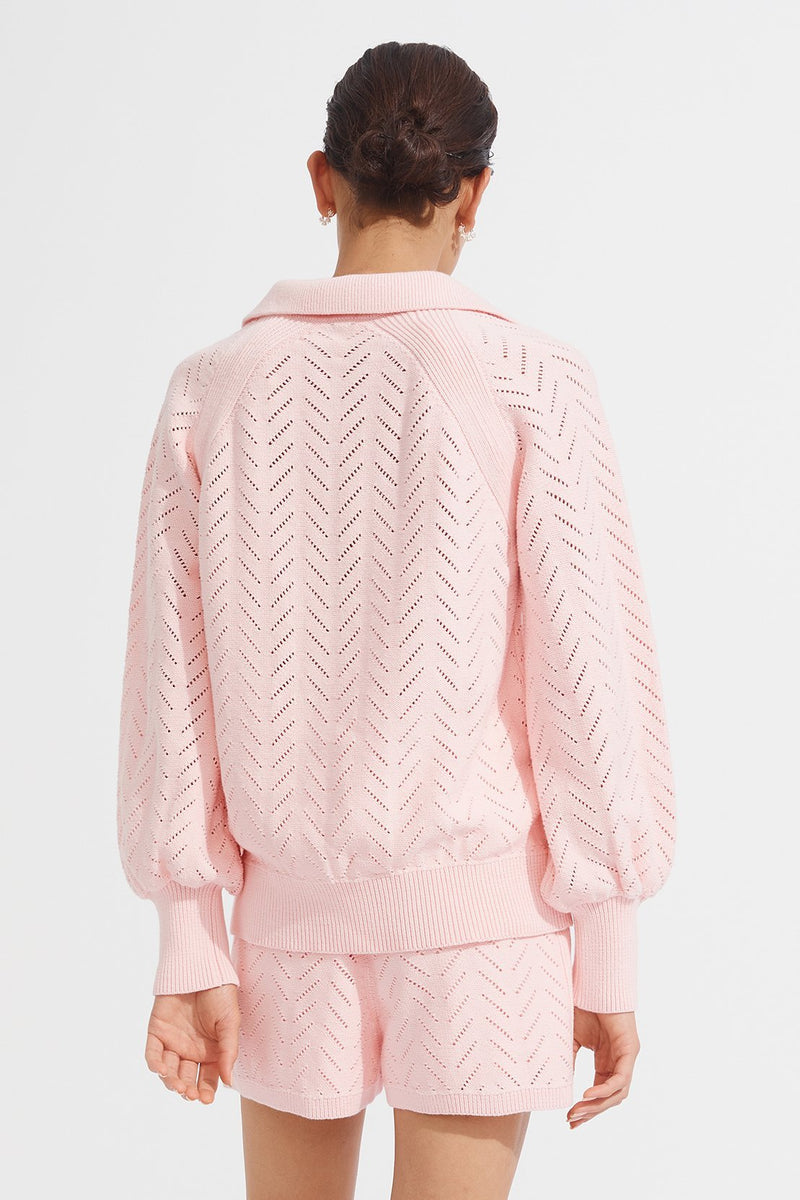 Salome Sweater - Candy - steele label