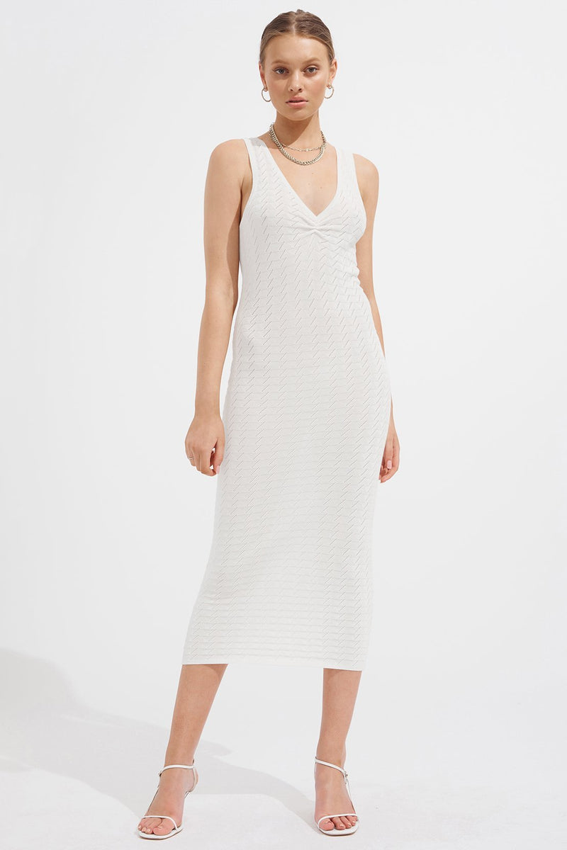 Shoal Dress - steele label