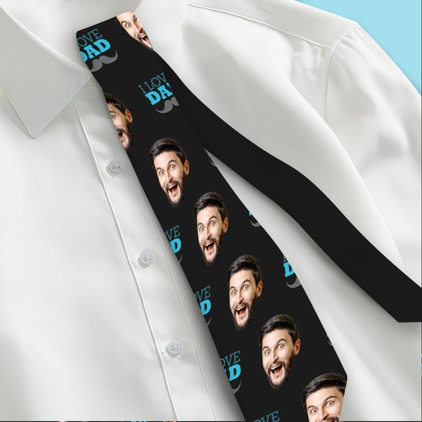 Custom Face Necktie