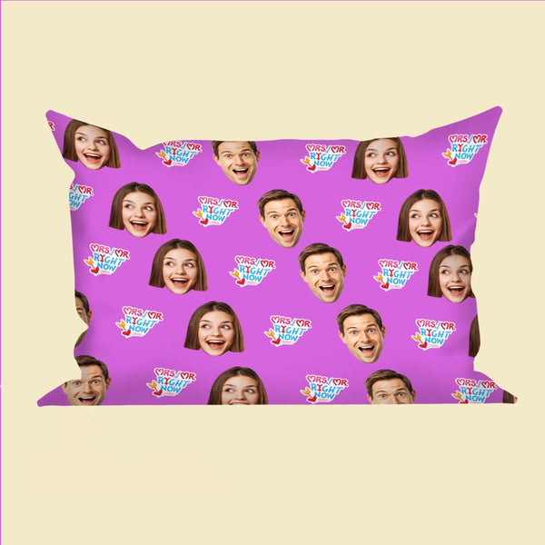 Custom Face Pillowcase