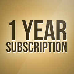 APP ADVERTISING UPGRADE - 12 month subscription