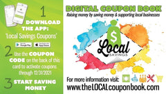 Support Mooreville Elementary School with the purchase of a 2021 Local Savings DIGITAL coupon book!