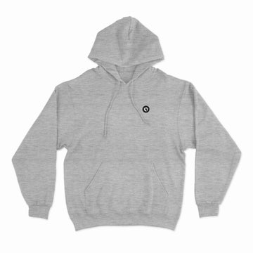 CLASSIC HOODIE - HEATHER GREY