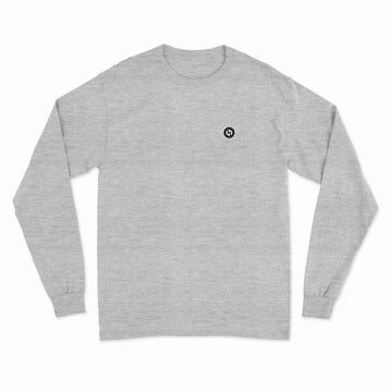 CLASSIC LONGSLEEVE - HEATHER GREY