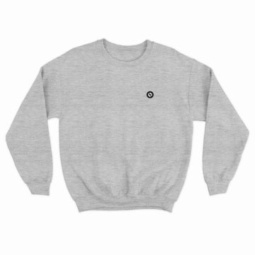 CLASSIC SWEATER - HEATHER GREY