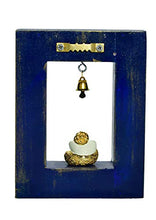 Load image into Gallery viewer, The Weaver's Nest- Lord Ganesha Idol with Wooden Stand