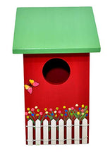Load image into Gallery viewer, The Weavers Nest Beautifully Designed Decorative Bird House