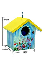 Load image into Gallery viewer, Beautifully Hand Crafted Bird House-The Weaver's Nest